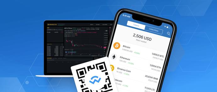 trust-wallet-enables-walletconnect