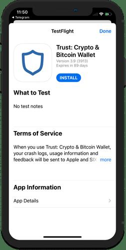Trust Wallet: Cách sử dụng trình duyệt DApp trên iOS - syndicator