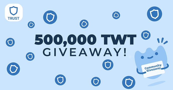 500k giveaway