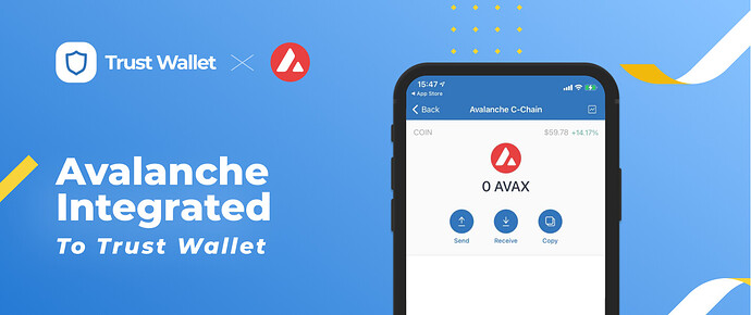 AVAX announcemnt blog
