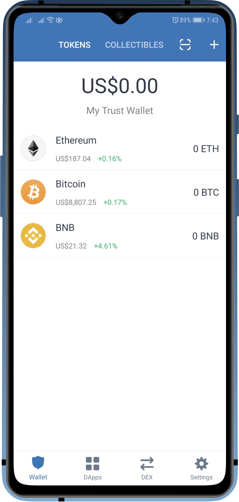 open source multi-cryptocurrency wallet