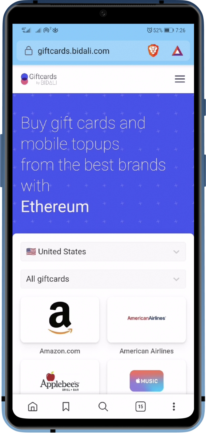 best way to gift cryptocurrency