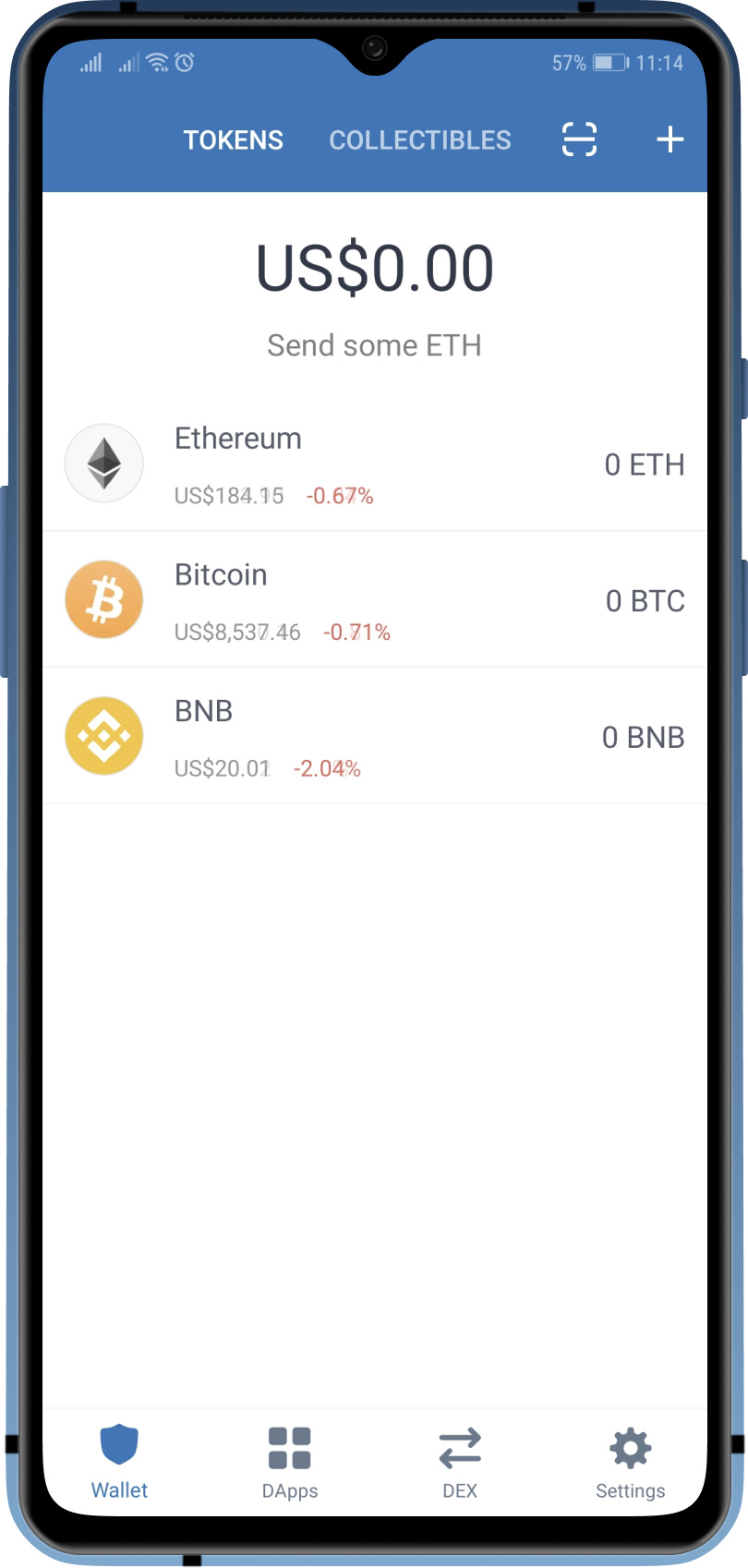 how much is in my bitcoin wallet