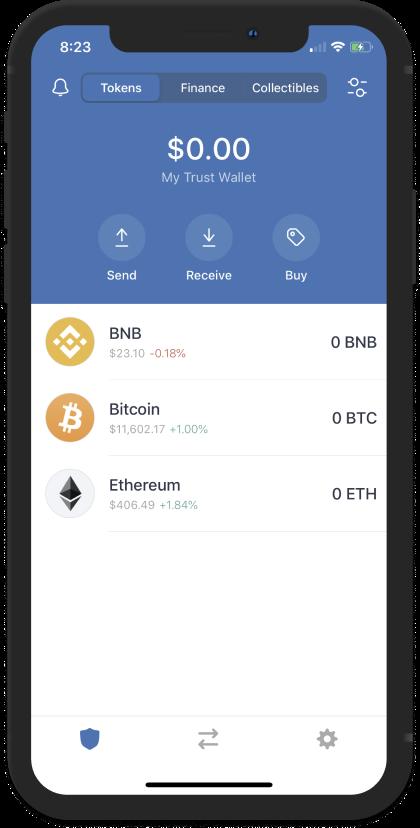Kannst du Crypto in den Cash on Trust Wallet konvertieren?