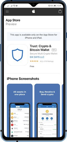 Can you trade directly from desktop crypto wallet